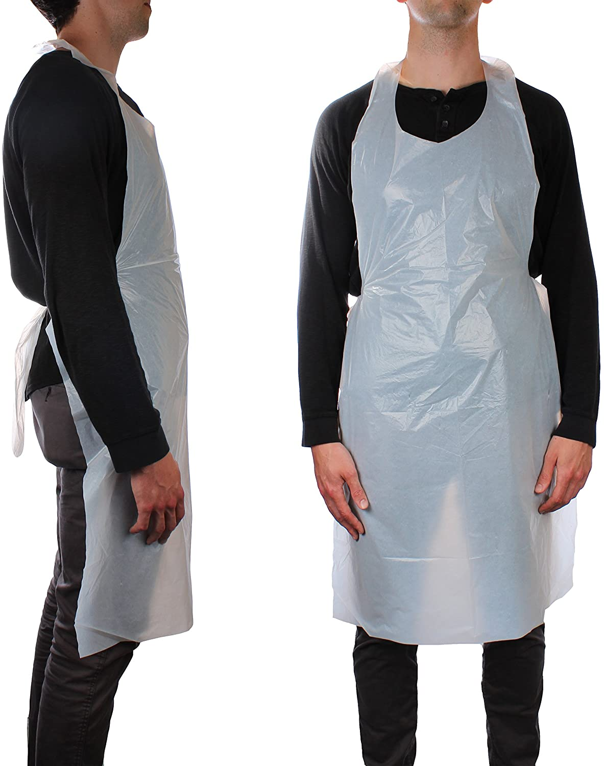 Disposable Aprons and Gloves